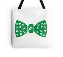 Lucky charm ribbon St.Patrick's day Tote Bag