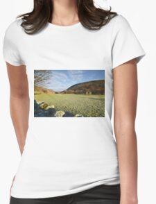 Muker Meadows Womens Fitted T-Shirt