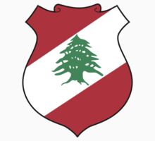 National Coat of Arms of Lebanon by artpolitic