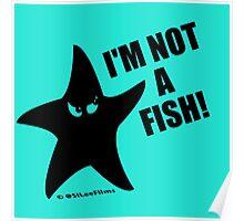 StarFish! Poster