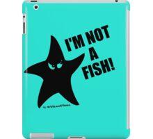 StarFish! iPad Case/Skin