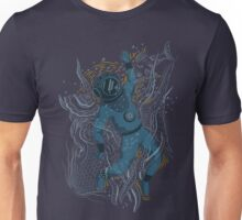 Deep sea diver  Unisex T-Shirt