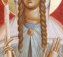 St Genevieve of Paris  Sticker