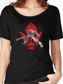 Gundam Barbatos - Iron Blooded Orphans Women's Relaxed Fit T-Shirt