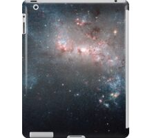 Magellanic dwarf irregular galaxy NGC 4449 in the constellation Canes Venatici. iPad Case/Skin