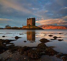 Castle Stalker by Jeanie