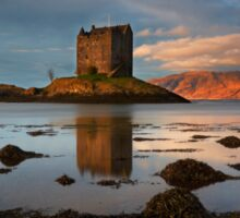 Castle Stalker Sticker