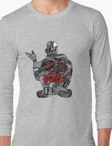 Funky Fresh Long Sleeve T-Shirt