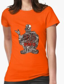 Funky Fresh Womens Fitted T-Shirt