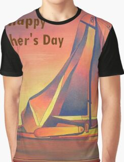 Happy Father's Day (Sienna Sails) Graphic T-Shirt