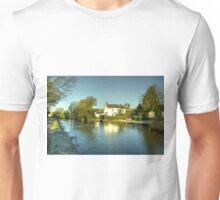 Winter at Rock Cottage  Unisex T-Shirt
