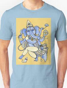 Dancing Lord Ganesha Unisex T-Shirt