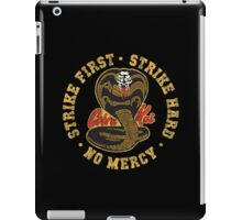 Cobra kai - Distressed Variant 3 iPad Case/Skin