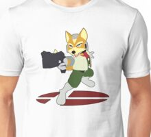Fox - Super Smash Bros Melee Unisex T-Shirt