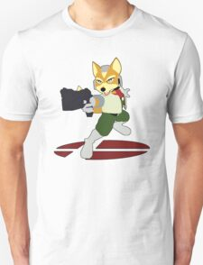 Fox - Super Smash Bros Melee T-Shirt