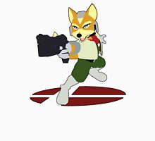 Fox - Super Smash Bros Melee Unisex T-Shirt