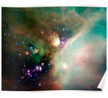 Newborn stars Poster