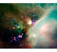 Newborn stars Photographic Print