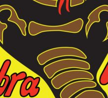 Cobra kai - Variant 4 Plain Logo Sticker