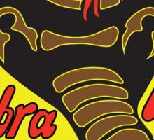 Cobra kai - Logo Sticker