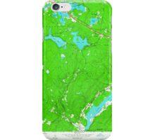New York NY Yankee Lake 140391 1966 24000 iPhone Case/Skin