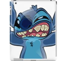 SQUASHED STITCH iPad Case/Skin