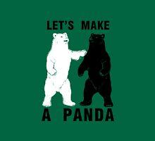 Let's Make A Panda Unisex T-Shirt