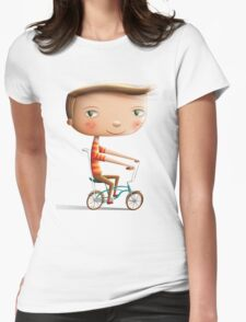 Malvern Star Womens Fitted T-Shirt