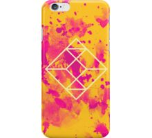 Geometry and Colors XXVII iPhone Case/Skin