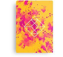 Geometry and Colors XXVII Metal Print