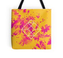 Geometry and Colors XXVII Tote Bag