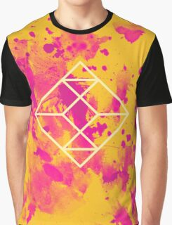 Geometry and Colors XXVII Graphic T-Shirt