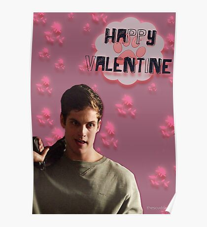 Happy Valentine [Isaac] Poster