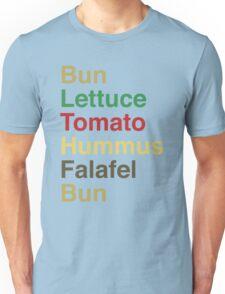 Falafel lover Unisex T-Shirt