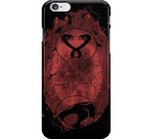 Evil Shrouds Us iPhone Case/Skin