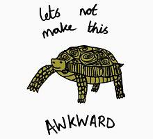 Awkward Tortoise Unisex T-Shirt