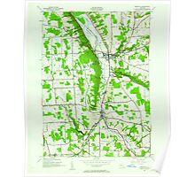 New York NY Moravia 130657 1943 24000 Poster