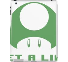 1-UP Get a life iPad Case/Skin