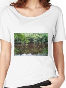Congaree Nature Reserve, South Carolina, USA Women's Relaxed Fit T-Shirt