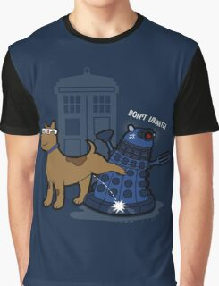 Doctor Wuff Graphic T-Shirt