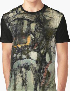 A Monk Graphic T-Shirt