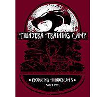 Thundera Training Camp Photographic Print