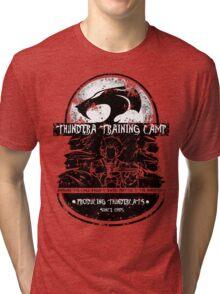 Thundera Training Camp Tri-blend T-Shirt