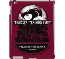 Thundera Training Camp iPad Case/Skin