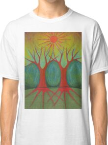 Two Worlds Classic T-Shirt