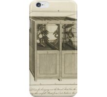 Ellis, John, John Hunter, and others A TRACT VOLUME COMPRISING FOUR TRACTS ON NATURAL HISTORY AND MEDICINE iPhone Case/Skin