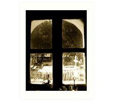 Window To The Souls Art Print