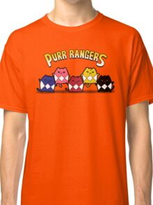 Purr Rangers Classic T-Shirt