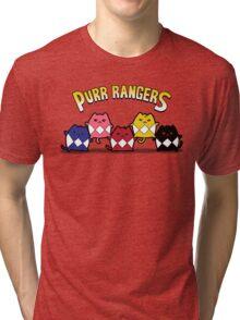 Purr Rangers Tri-blend T-Shirt