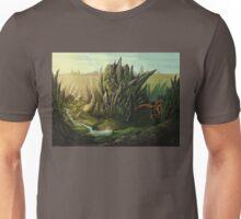 Razors Point Unisex T-Shirt